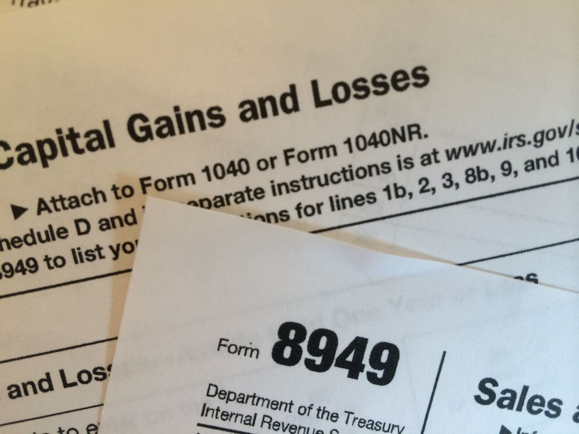 Tax Tips For Capital Gains And Losses For