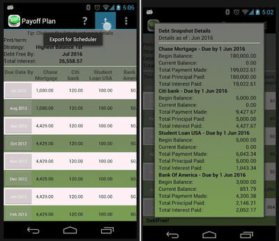 Debt Tracker Apps for Android