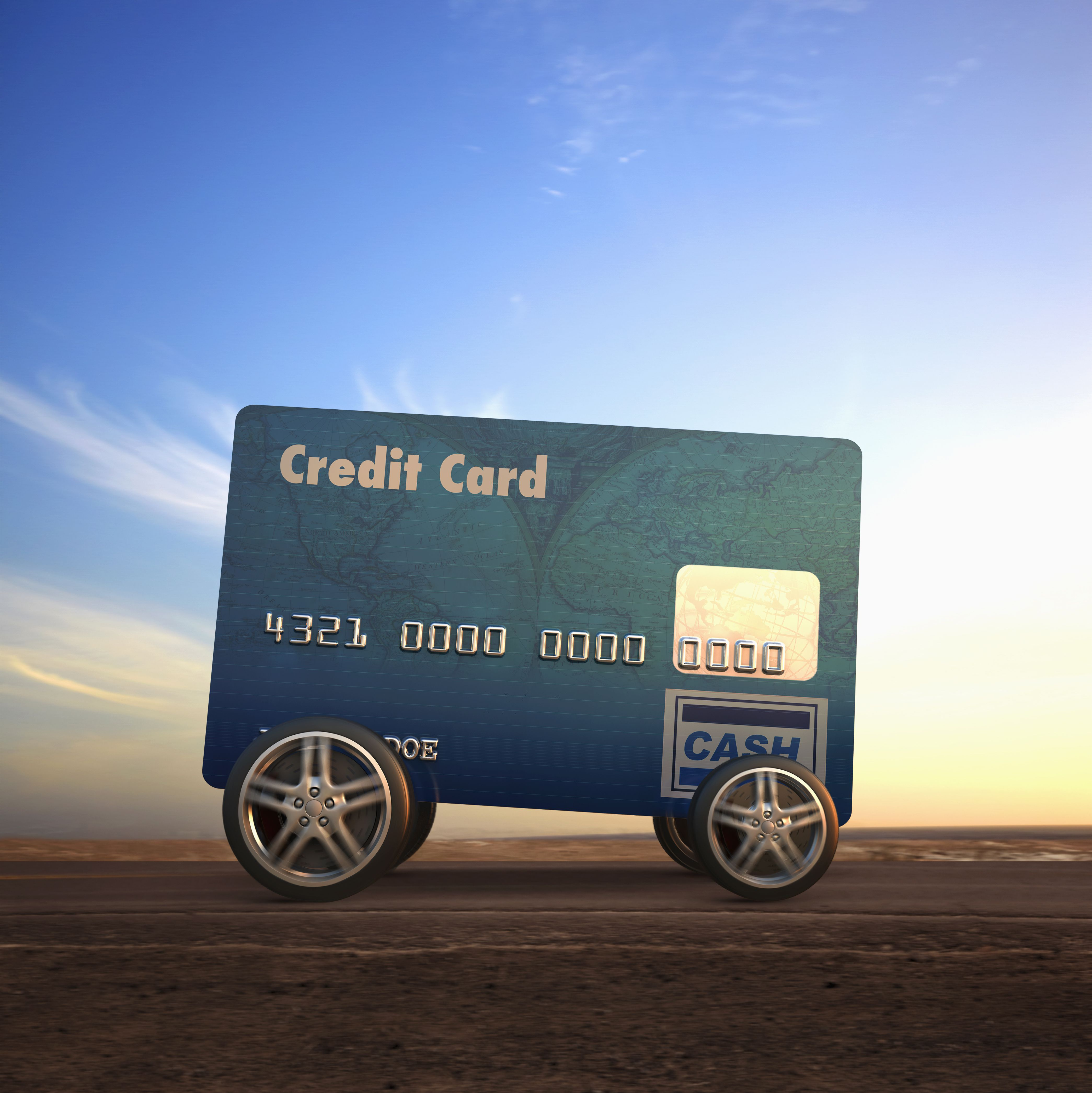 Buying A Car With A Credit Card