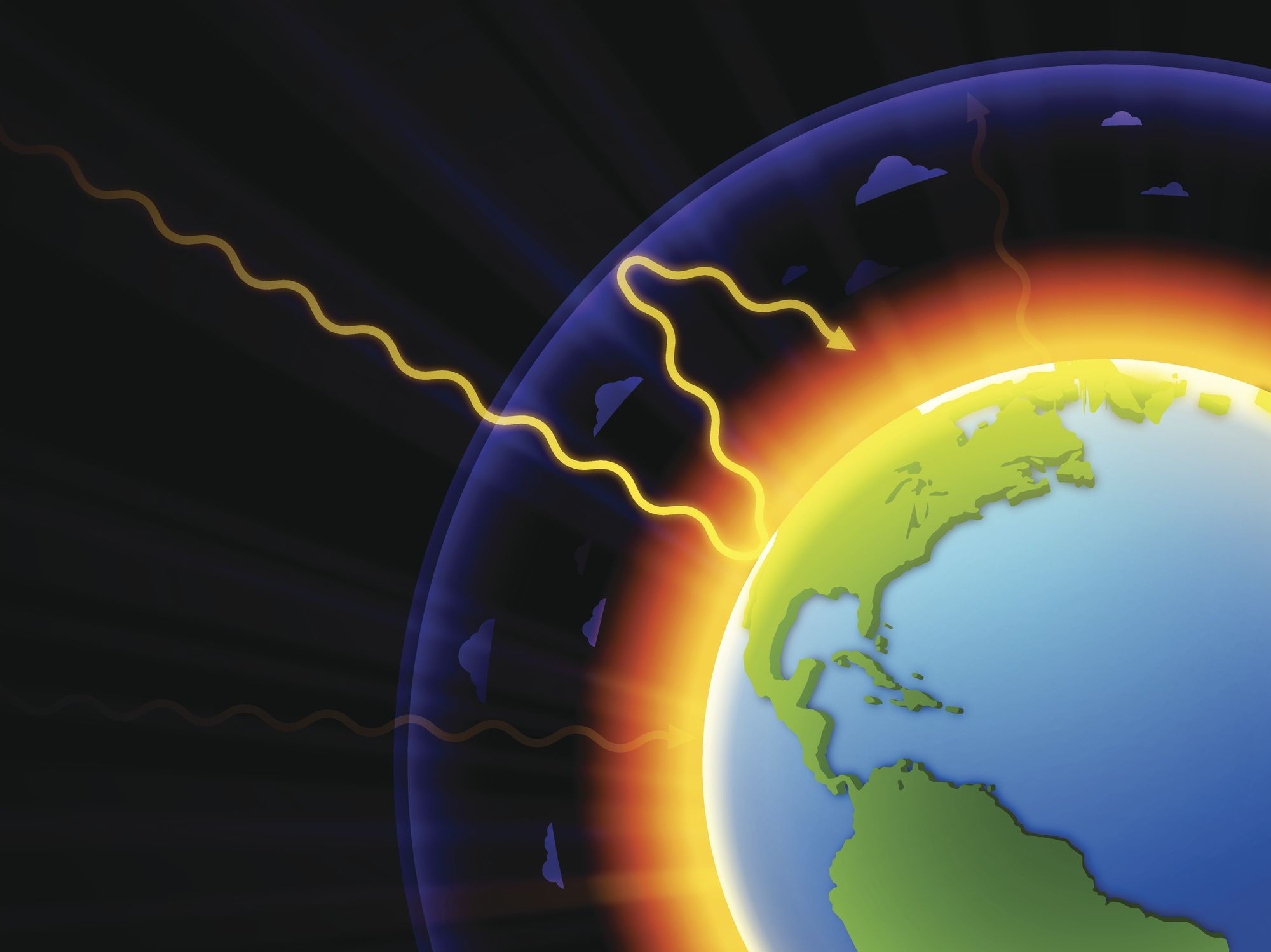 Greenhouse Gas Effects On The Economy