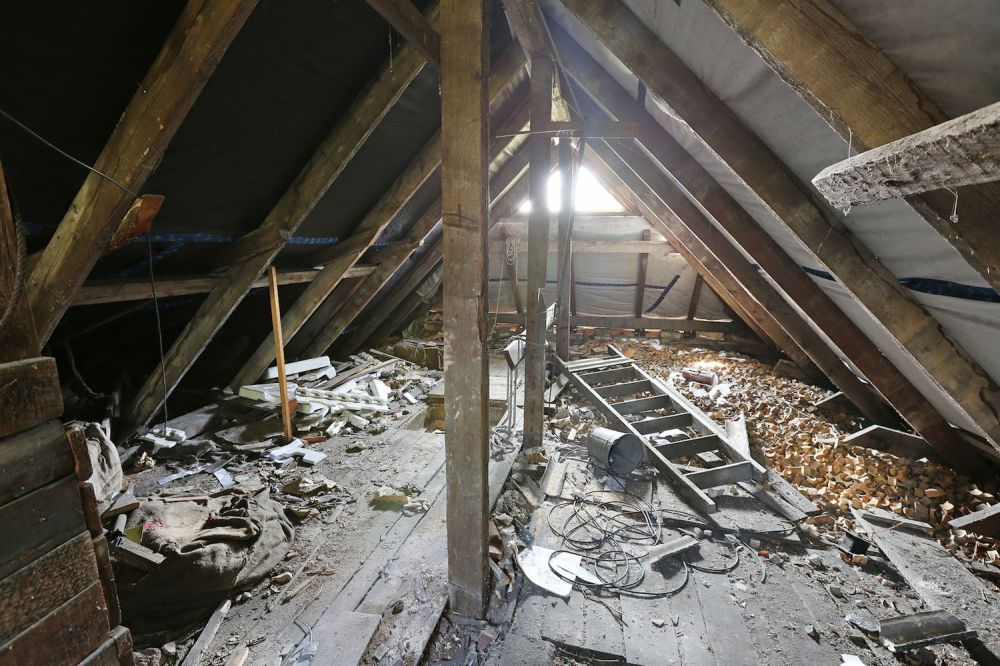 medium resolution of inspect the attic before you buy a home