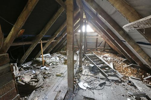 small resolution of inspect the attic before you buy a home