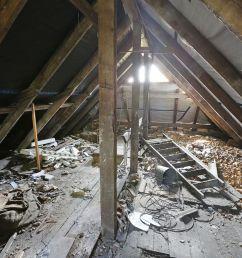 home wiring through attic [ 1333 x 1000 Pixel ]