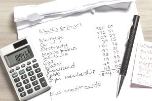 Steps to Creating a Monthly Household Budget