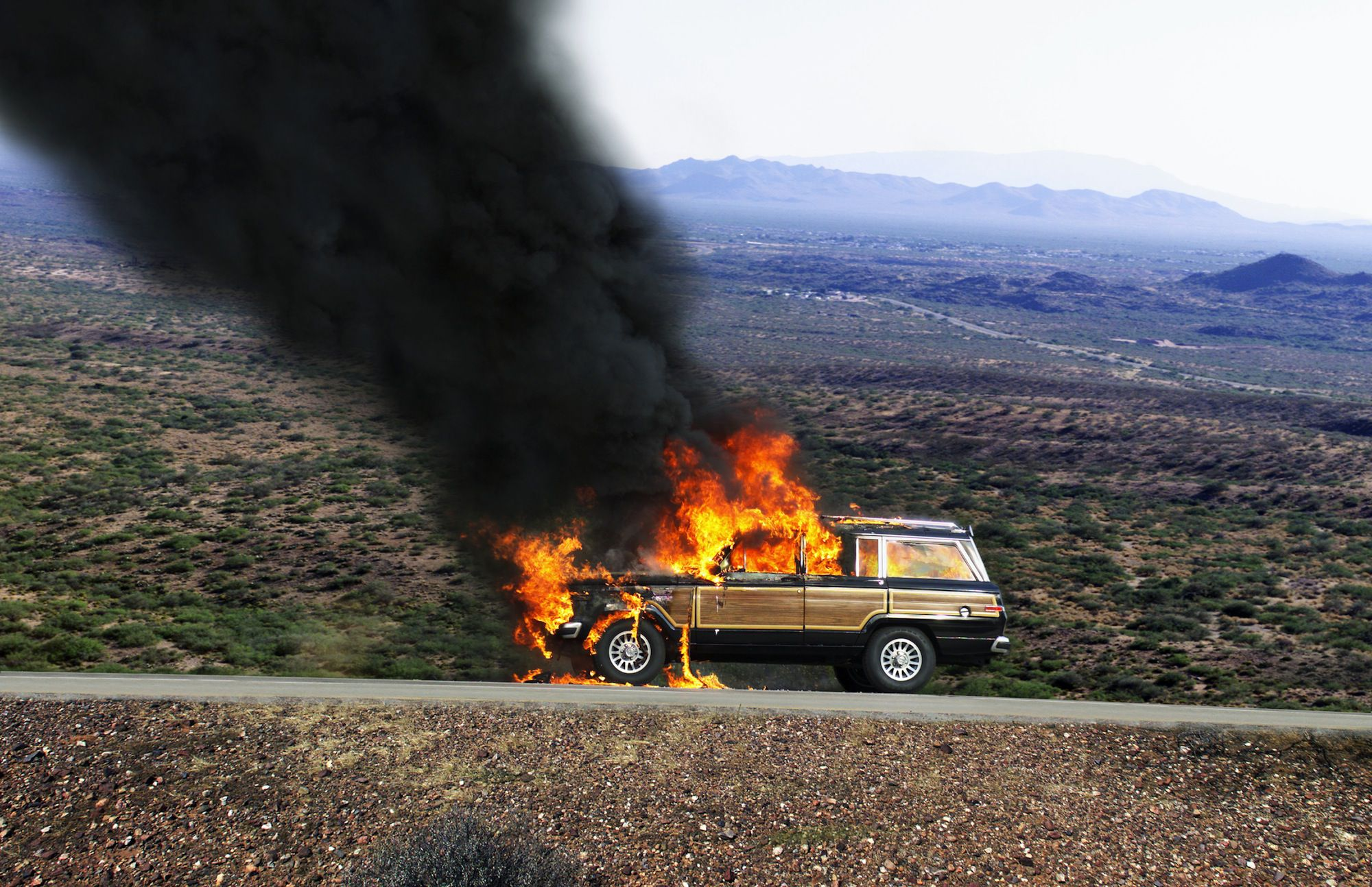 hight resolution of car fire insurance claims and coverage