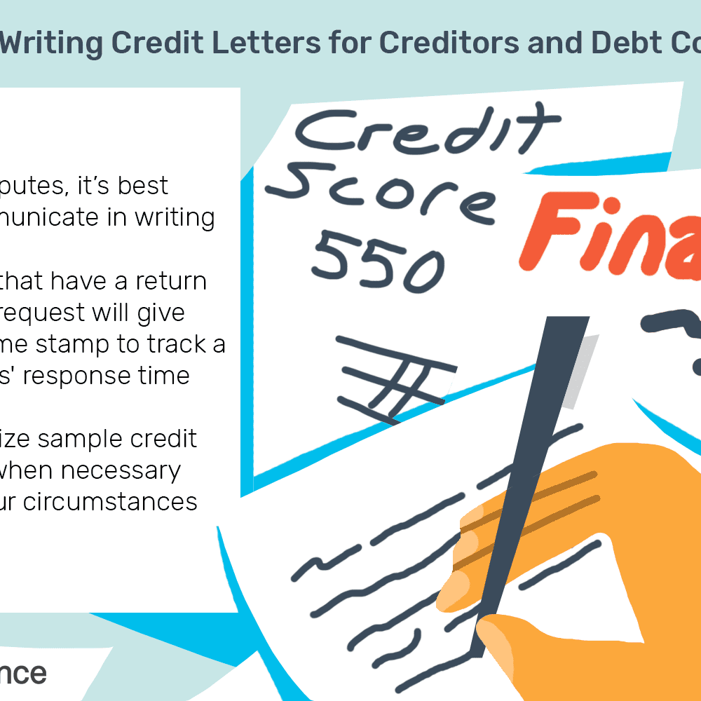 You can call the number on the back of your card to contact your issuer. Sample Credit Letters For Creditors And Debt Collectors