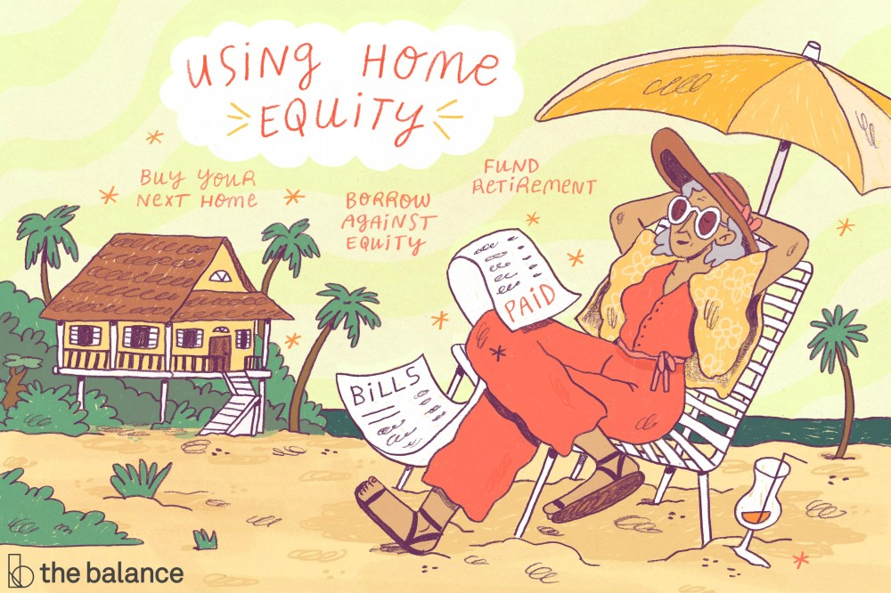 Using Home Equity Graphic