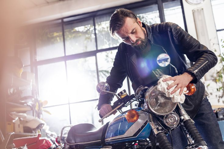 A Motorcycle Safety Course