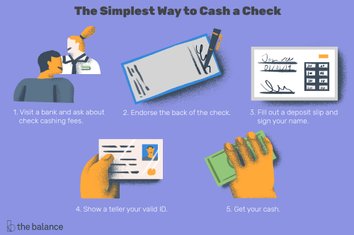 small resolution of how to cash a check