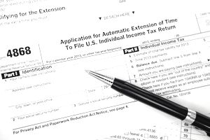 How to File an Extension for a Federal Tax Return