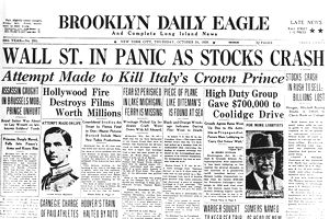 Black Thursday 1929: Facts, Causes, and Effects