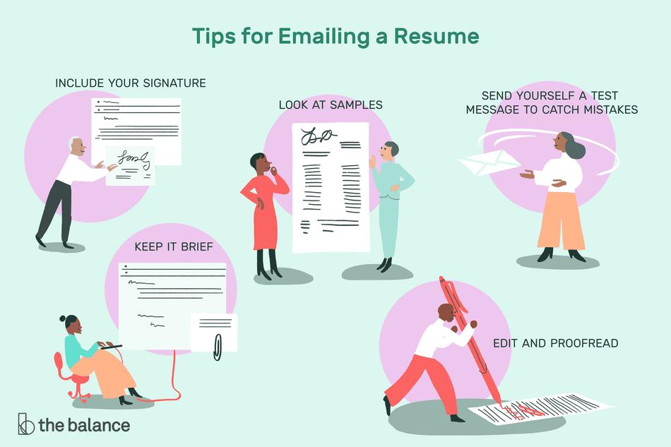 resume employer tips