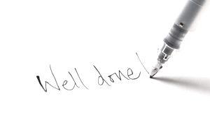 new job congratulations letter