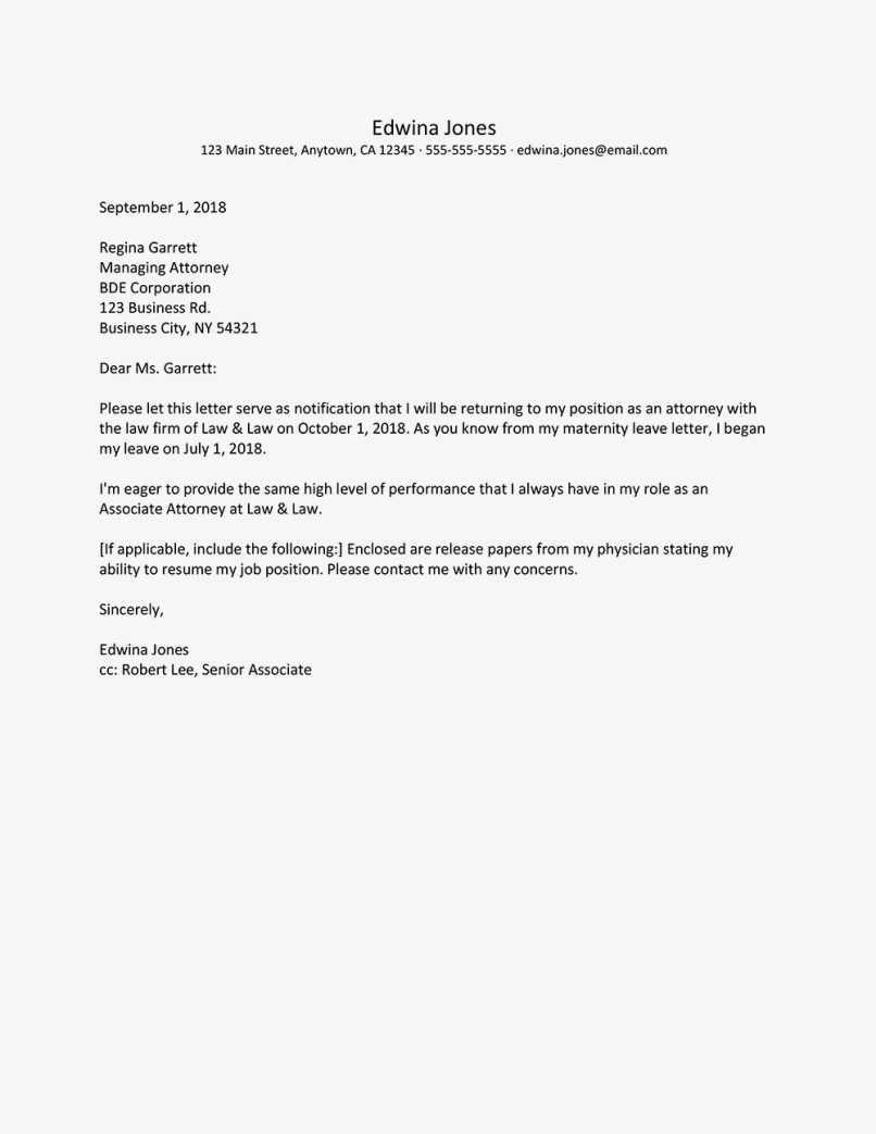 Sample Letter Of Request For Change Vacation Leave