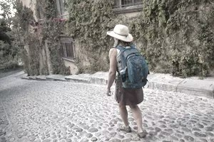 Backpack San Miguel de Allende