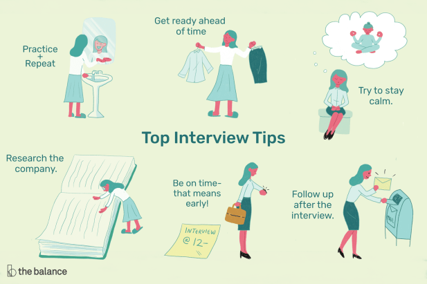 Interview Tips That Will Help You Get Hired