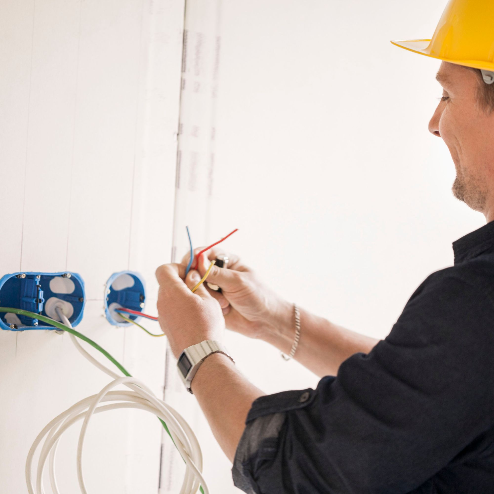 hight resolution of house wiring training