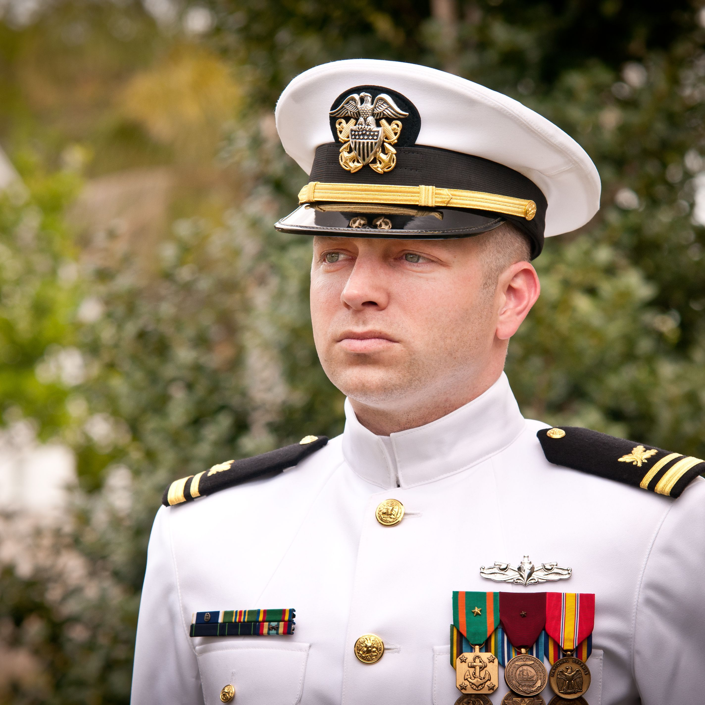 navy commissioned officer job