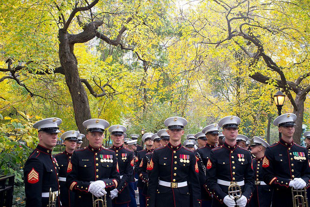 marine corps veterans retirees
