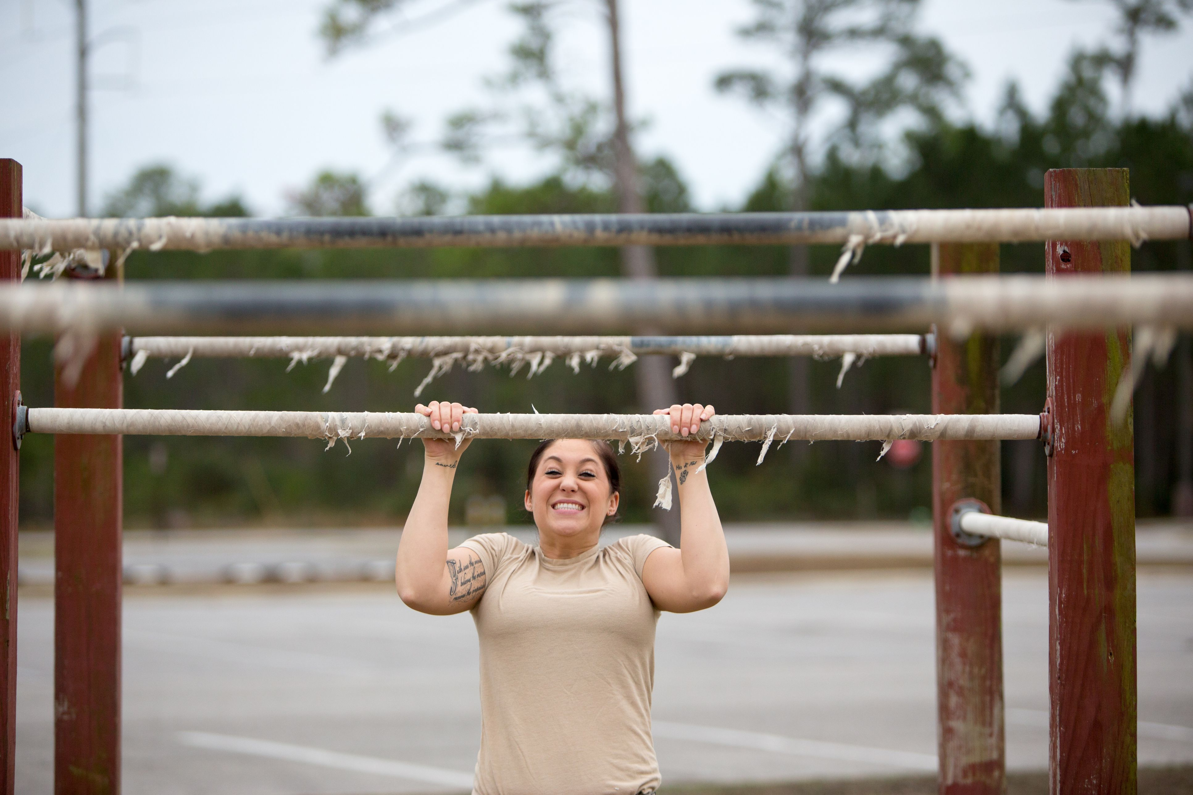 Air Force Basic Training Workout Schedule