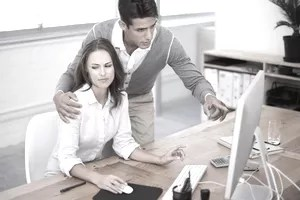 Example of sexual harrassment in the workplace