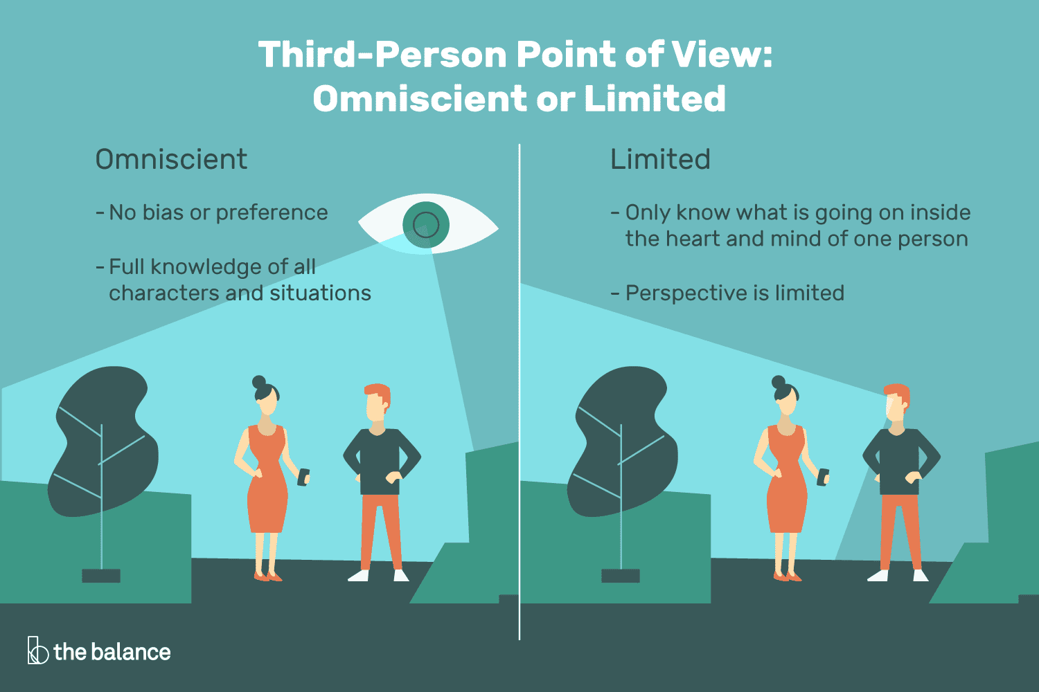 Third Person Point Of View Omniscient Or Limited