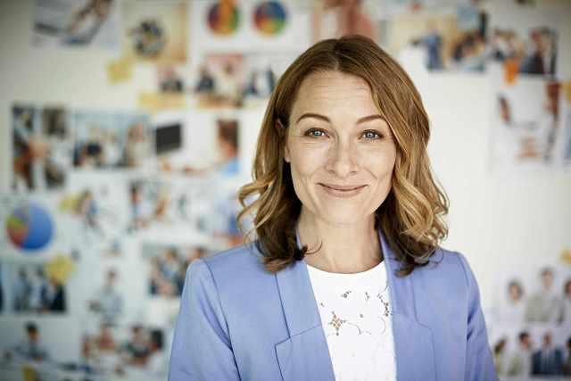 best job interview hairstyles for women