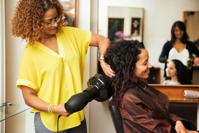 career planning: how to become a hair stylist