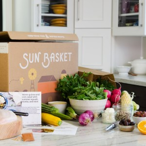 Making easy, organic meals with Sun Basket