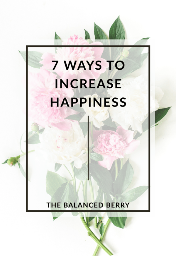 Need a boost of positivity? Here are 7 tips for increasing your feelings of happiness.