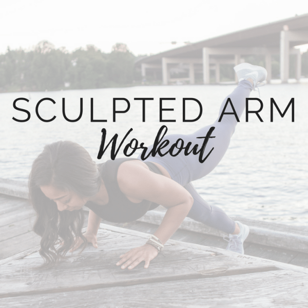 Sculpted Arm Workout