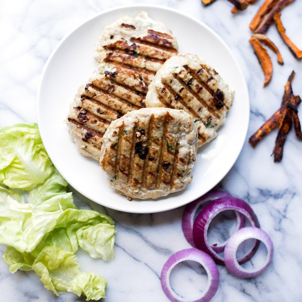 The Best Healthy Turkey Burgers