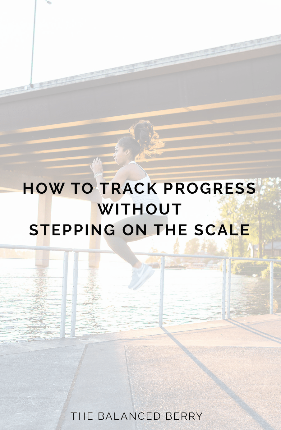 The number on the scale isn't everything! Here are 7 ways to track your fitness progress that don't involve the scale.