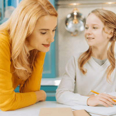 Connecting With Your Kids Through Learning