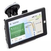 a GPS device