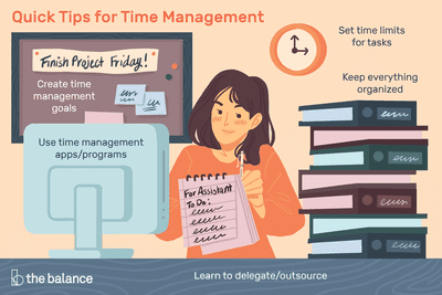 11 time management tips