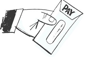 How an Employee's Pay Stub Is Created and Used