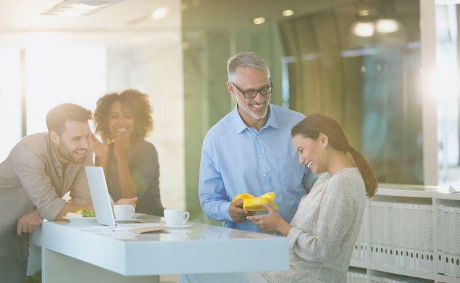 How To Celebrate Employee Anniversaries
