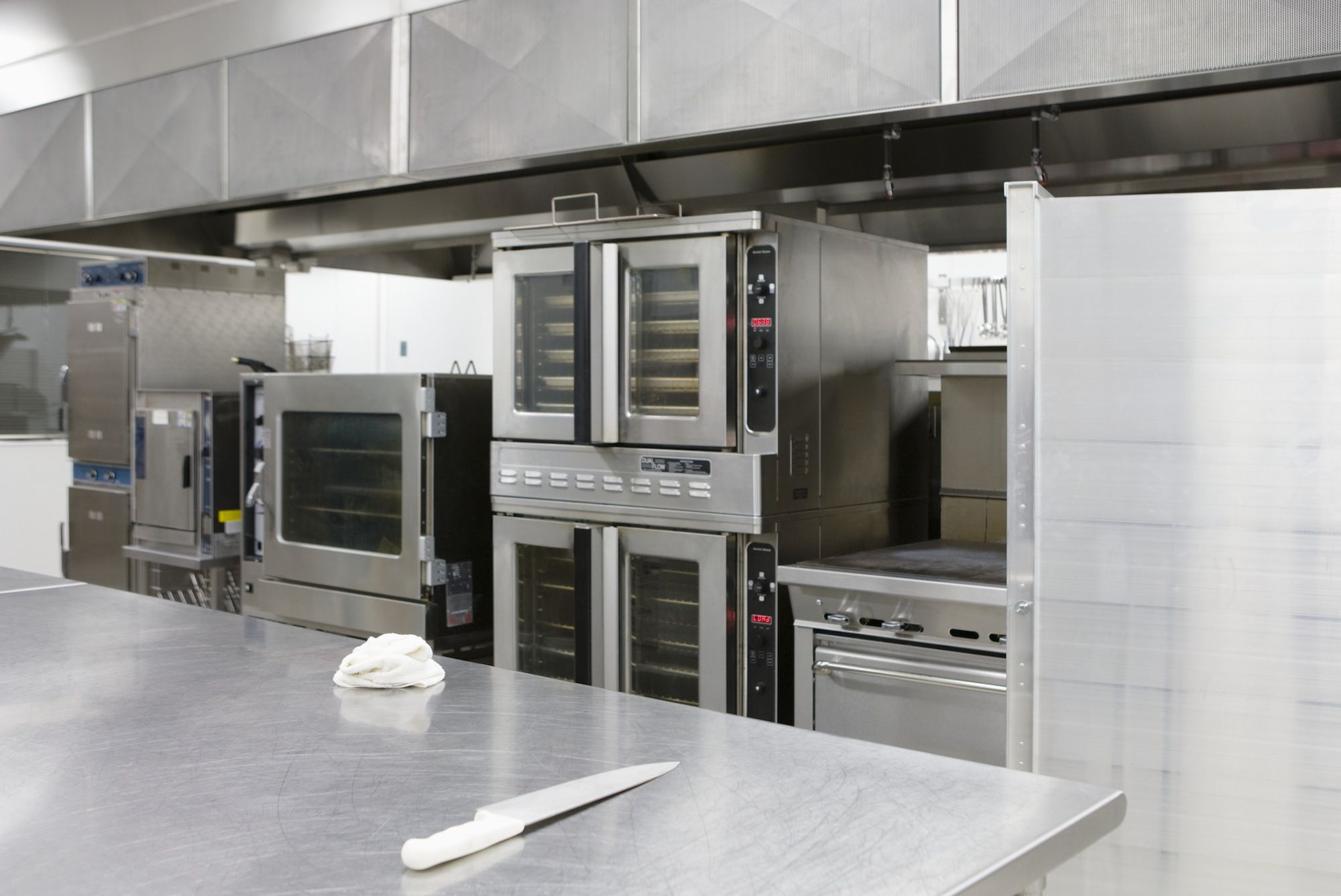 restaurant kitchen setup cost 27 sink commercial grade equipment
