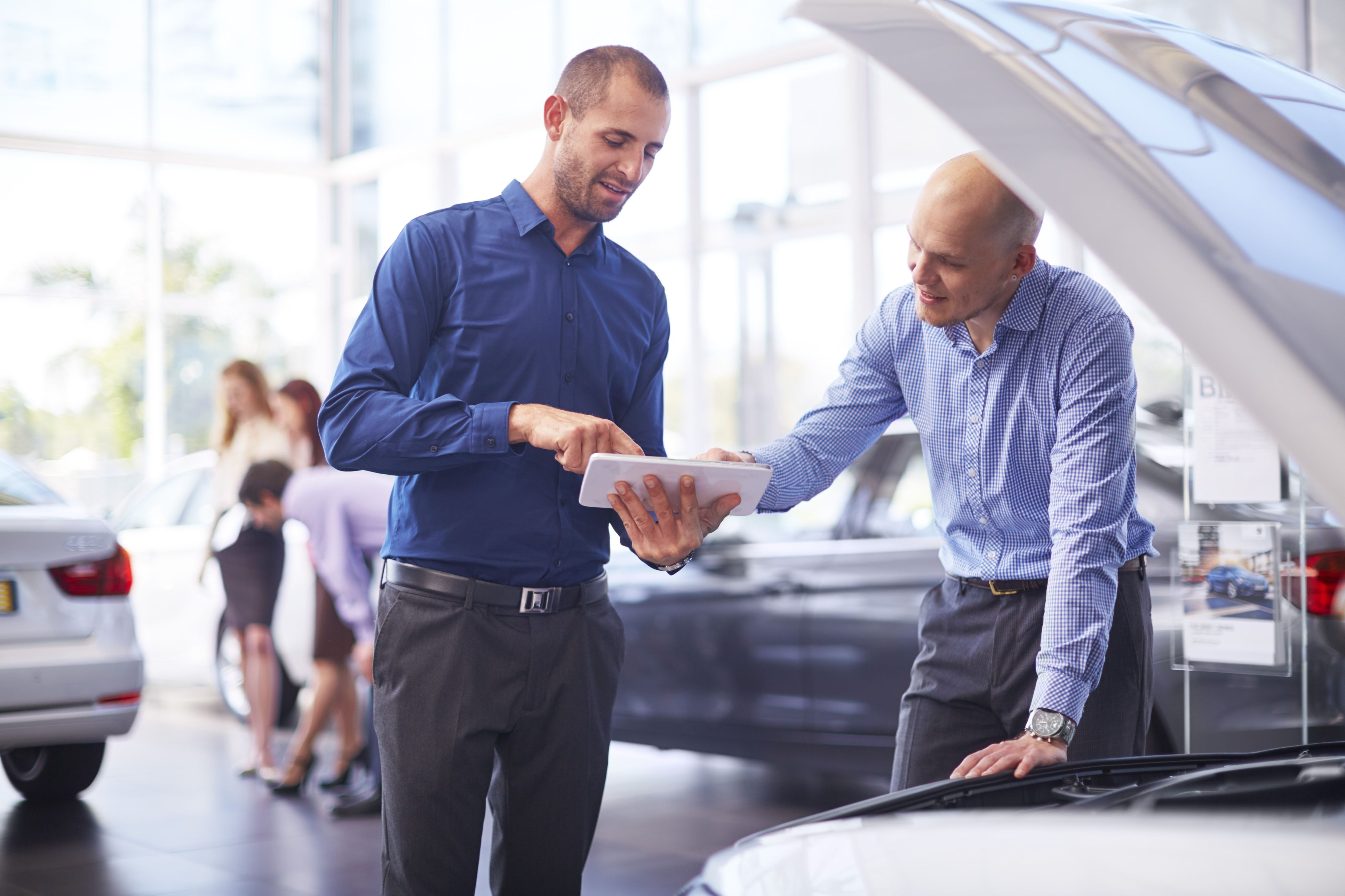 buying vs lease car
