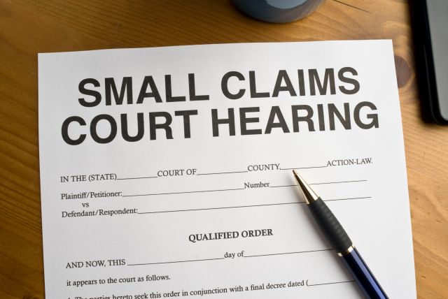 22 Tips for Success in Small Claims Court