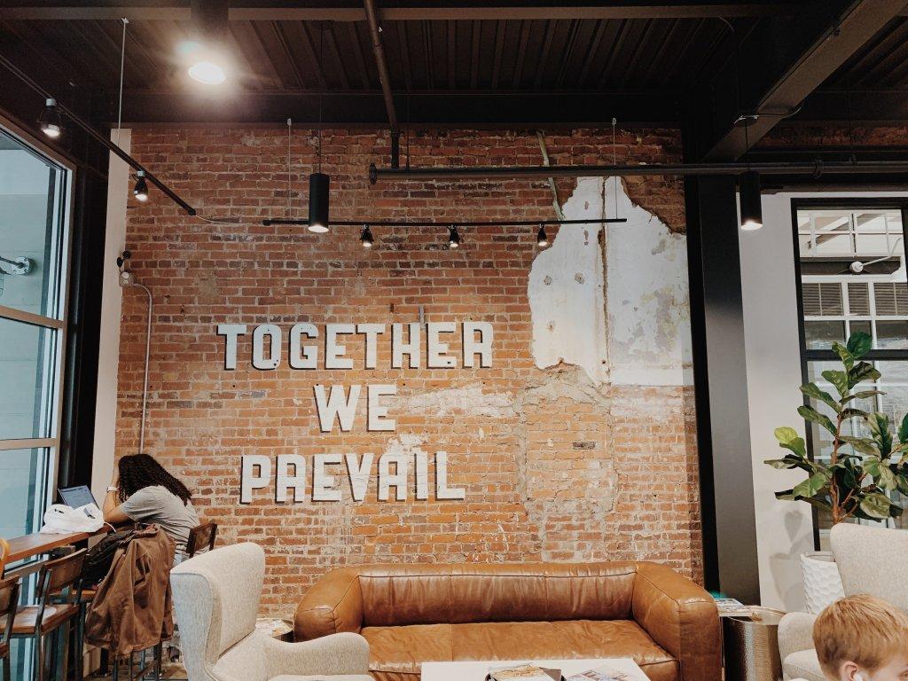 Prevail Union - Montgomery interior