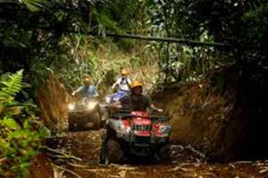 Bali ATV Ride and Uluwatu Sunset Tour | Bali Combination Tour