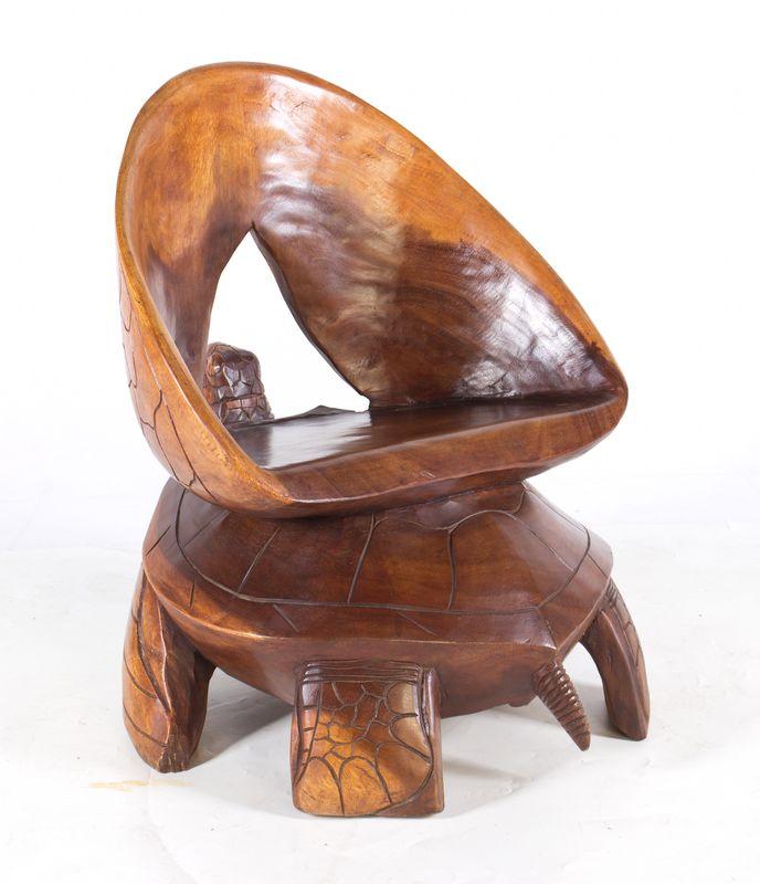 wooden hand chair bali foam flip img 3795 handmade in suar wood turtle chairs