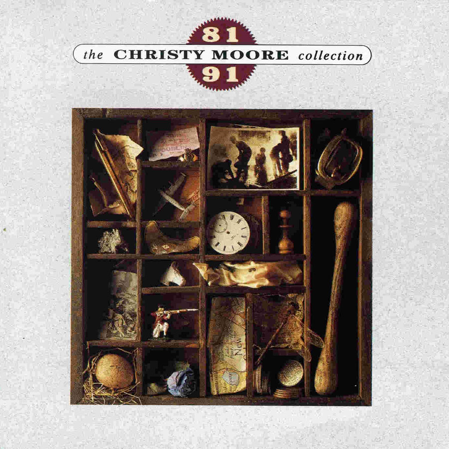 Christy Moore  The Christy Moore Collection 8191