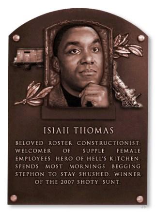 Οι μέρες του Isiah Thomas στους Knicks: ΑΥΤΟ!