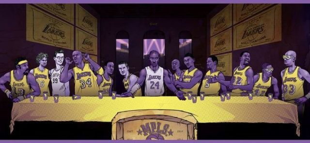 Lakers' Last Supper