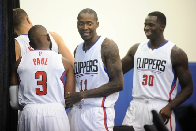 Clippers' Media Day