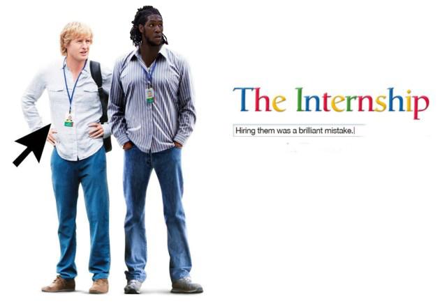 the-internship - owen wilson - montrezl harrell
