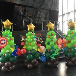 balloon-christmas-trees-singapore